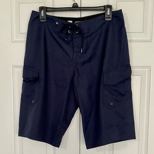 Quiksilver Navy Board Short With Pockets
